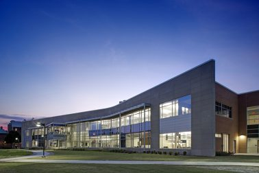 ODU Engineering Systems Building