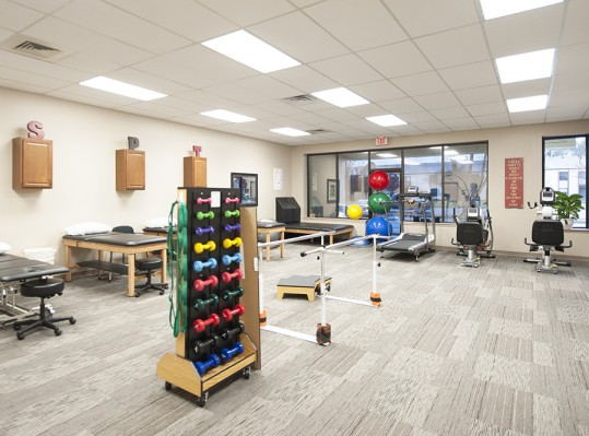 Southeastern Physical Therapy Rrmm Architects